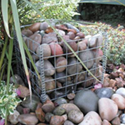 gabion cages (Stone Box)